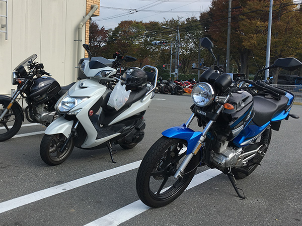125cc 原付二種 おすすめ バイク