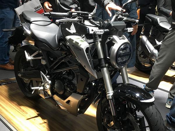 125cc MT 原付二種 おすすめ バイク一覧 CB125R F