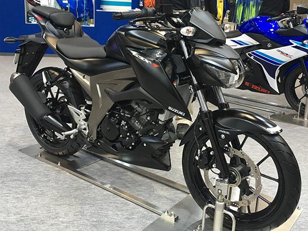 125cc MT 原付二種 おすすめ バイク一覧 GSX-S125
