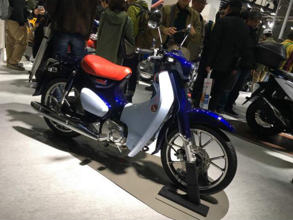 125cc MT 原付二種 おすすめ バイク一覧 スーパーカブ C125 F