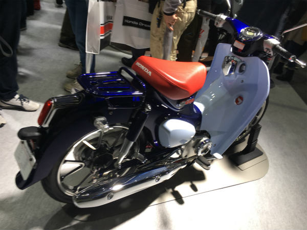 125cc 原付二種 おすすめ C125 スーパーカブ R