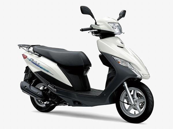 125cc スクーター 原付二種 おすすめ アドレス125