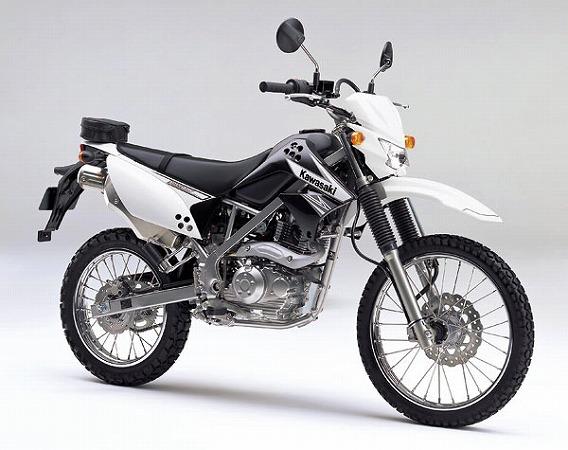 125cc MT 原付二種 おすすめ バイク一覧 KLX125