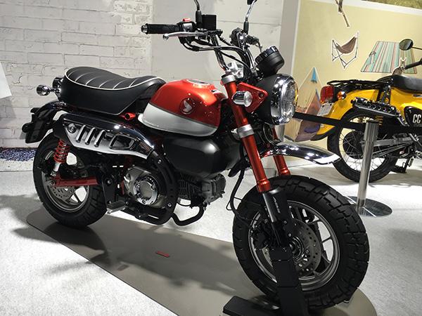 125cc MT 原付二種 おすすめ バイク一覧 モンキー125