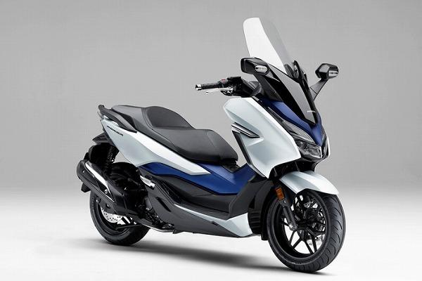 250cc バイク スクーター おすすめ フォルツァ