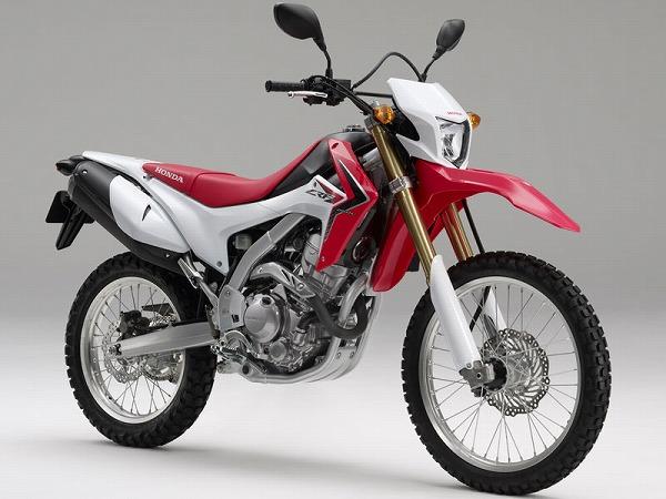 おすすめ オフロードバイク 250cc CRL250L