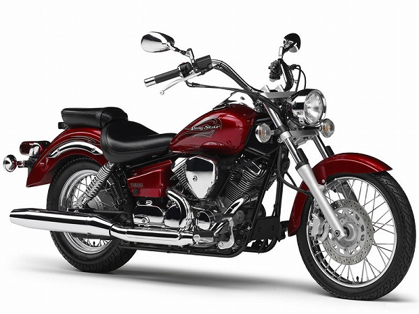 バイク 売る 売却 9 ドラッグスター250