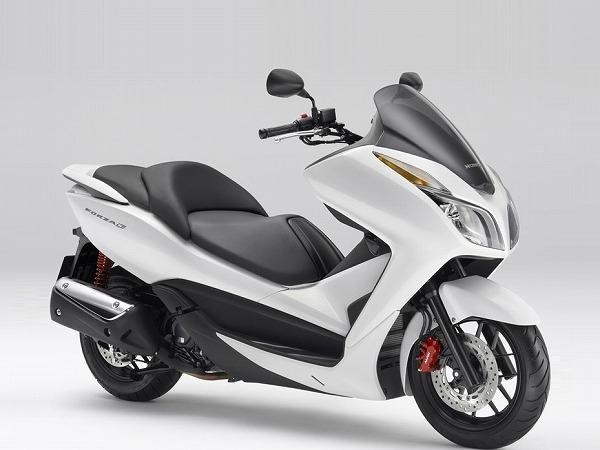 250cc バイク スクーター おすすめ フォルツァSi