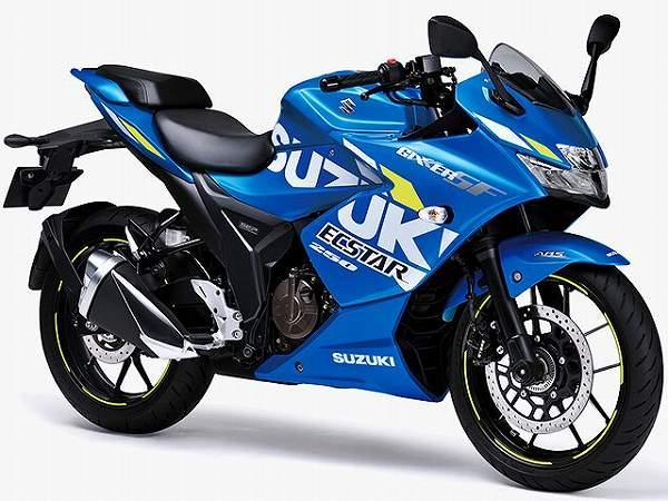 250cc バイク スクーター おすすめ ジクサー GIXXER SF250 1