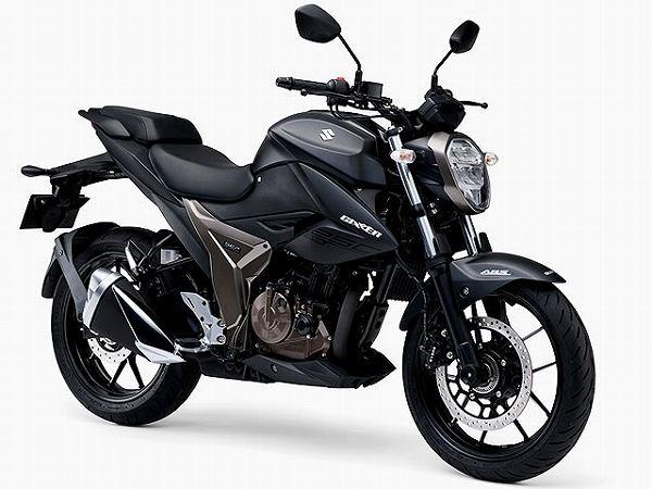 250cc バイク スクーター おすすめ ジクサー GIXXER 250 1