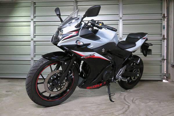 250cc バイク スクーター おすすめ GSX250R2