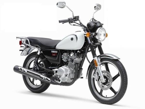 125cc MT 原付二種 おすすめ バイク一覧 YBR125SP