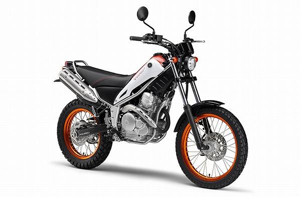 おすすめ オフロードバイク 250cc トリッカー