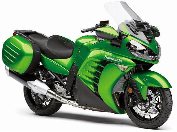 おすすめ 大型バイク ツアラー 1400GTR コンコース14
