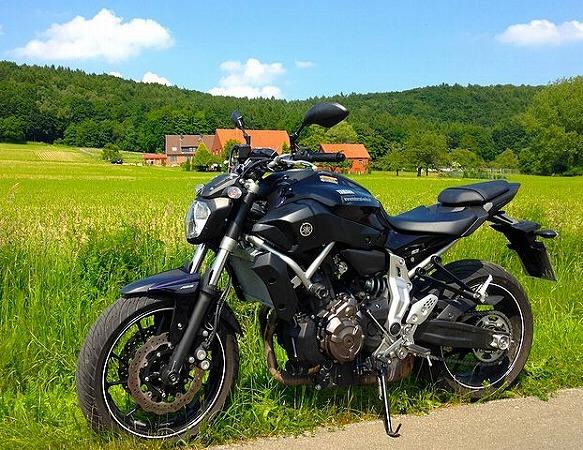 おすすめ 大型バイク ツアラー MT-07 XSR700 MT-09 GooBike