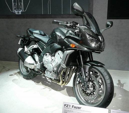 おすすめ 大型バイク ツアラー FZ-1 FAZER GooBike