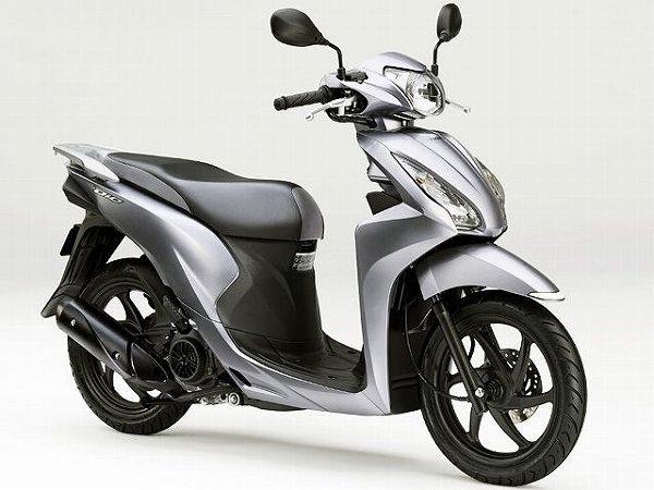 バイク通勤 おすすめ 原付二種 125cc Dio110
