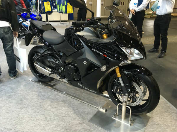 おすすめ 大型バイク ツアラー GSX-S1000F GooBike