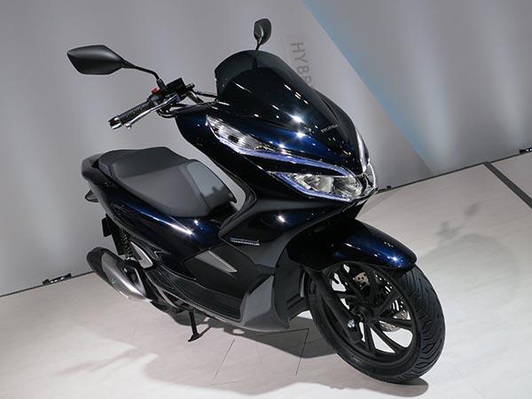 PCX HYBRID 125cc 原付二種 中古 相場 買取 12