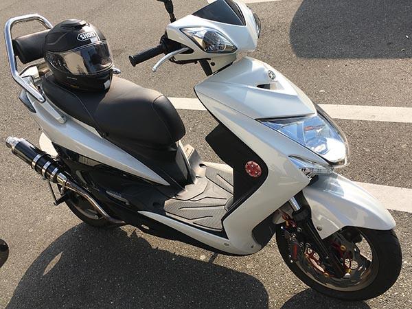 125cc 原付二種 おすすめ スクーター