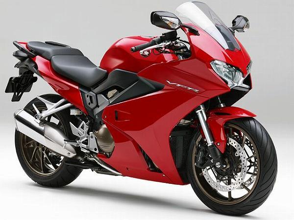 おすすめ 大型バイク ツアラー VFR800F