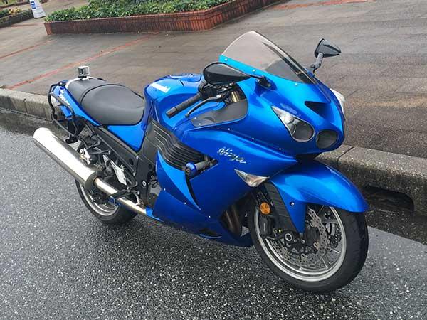 おすすめ 大型バイク ツアラー ZZR1400 ZX-14 ZX-14R