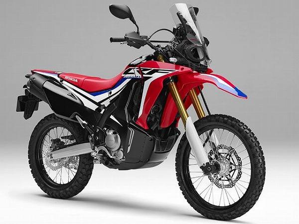 おすすめ オフロードバイク 250cc CRF250RALLY