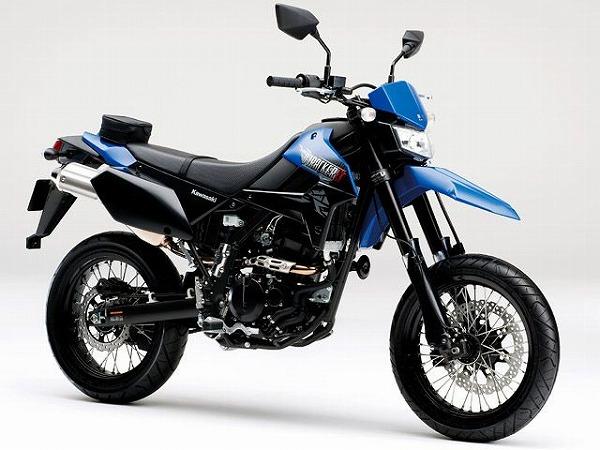 おすすめ オフロードバイク 250cc D-TRACKER