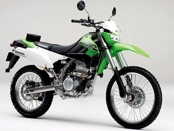 おすすめ オフロードバイク 250cc KLX250 Dトラッカー