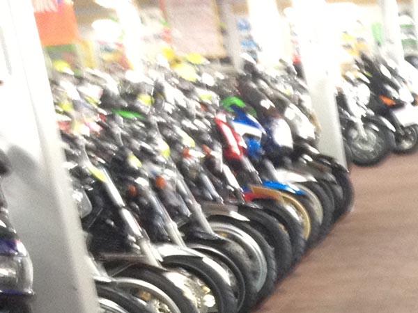 バイク 売る 売却 査定 バイク王