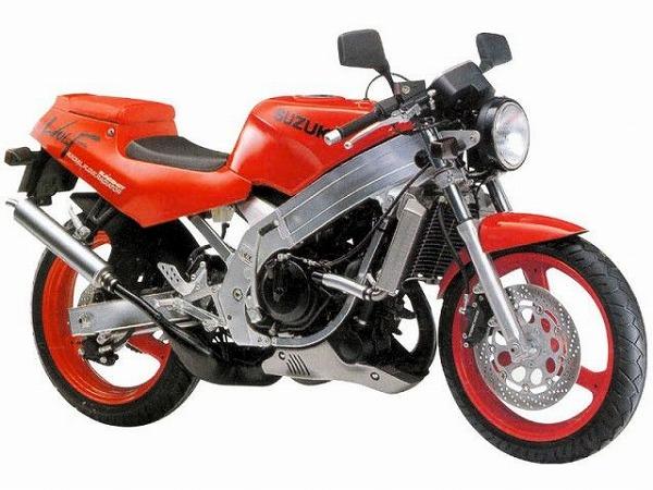ストリートファイター ストファイ バイク 6