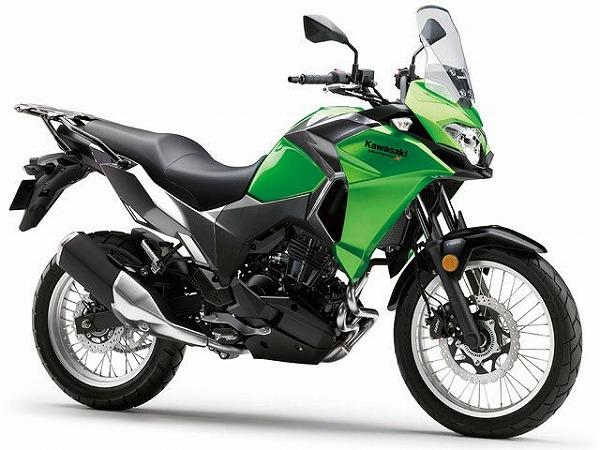 アドベンチャーバイク おすすめ 250 400 大型 ヴェルシスX 250 1
