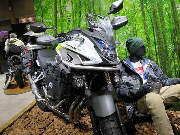 アドベンチャーバイク おすすめ 250 400 大型 CB500X 1