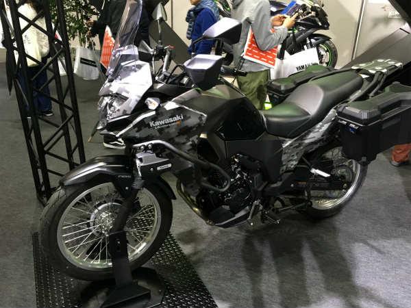 アドベンチャーバイク おすすめ 250 400 大型 ヴェルシスX 250 2