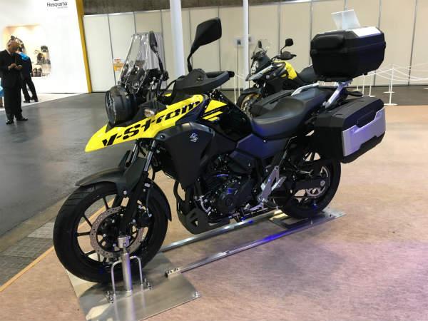 アドベンチャーバイク おすすめ 250 400 大型 スズキ Vストローム250 2