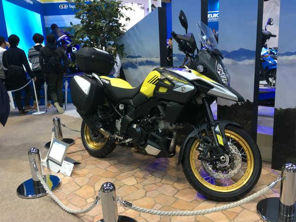 アドベンチャーバイク おすすめ 250 400 大型 Vストローム1000/XT 2