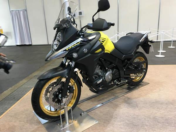 アドベンチャーバイク おすすめ 250 400 大型 Vストローム650 2