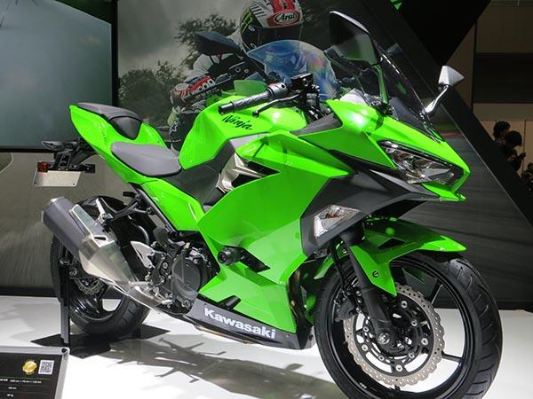 バイク 売る 売却 1 Ninja250 2018