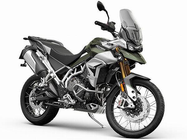 アドベンチャーバイク おすすめ 250 400 大型 TRIUMPH Tiger 900ラリー/GT/プロ