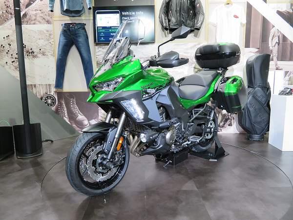 アドベンチャーバイク おすすめ 250 400 大型 ヴェルシス1000 SE 2