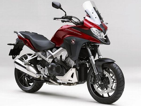 アドベンチャーバイク おすすめ 250 400 大型 VFR800X