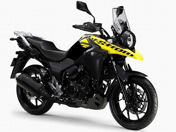 アドベンチャーバイク おすすめ 250 400 大型 スズキ Vストローム250 1