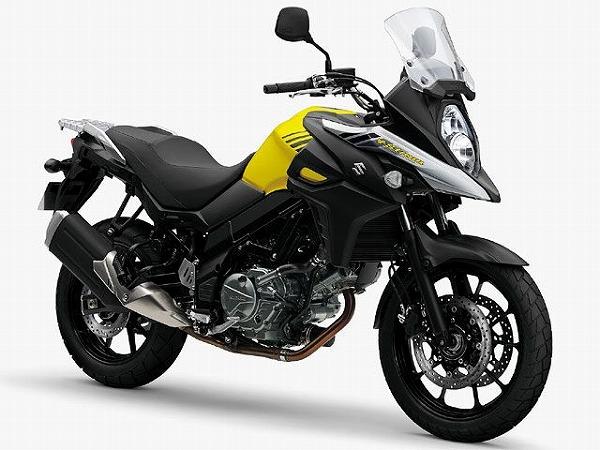 アドベンチャーバイク おすすめ 250 400 大型 Vストローム650 1