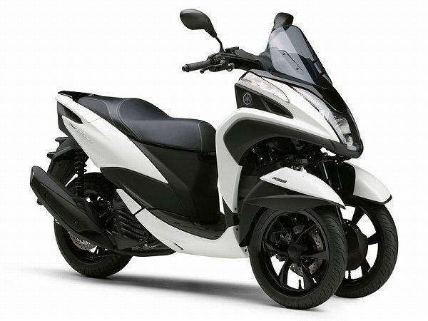 おすすめ 150cc 155cc バイク スクーター まとめ GooBike トリシティ155