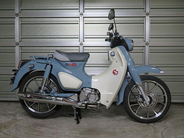 スーパーカブC125 125cc 原付二種 3
