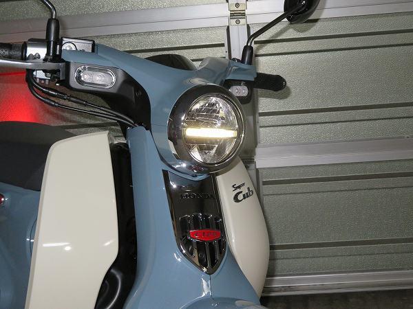 スーパーカブC125 125cc 原付二種 2