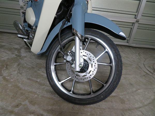 スーパーカブC125 125cc 原付二種 4