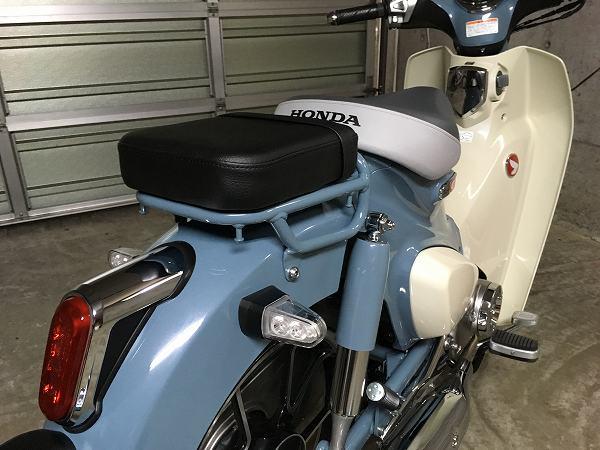 スーパーカブC125 125cc 原付二種 9