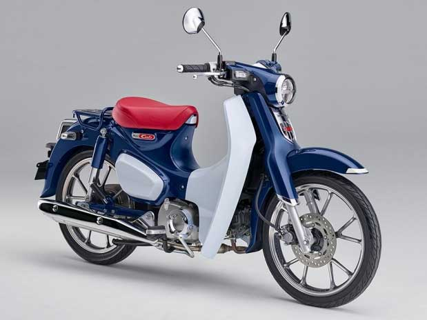 スーパーカブC125 125cc 原付二種 1