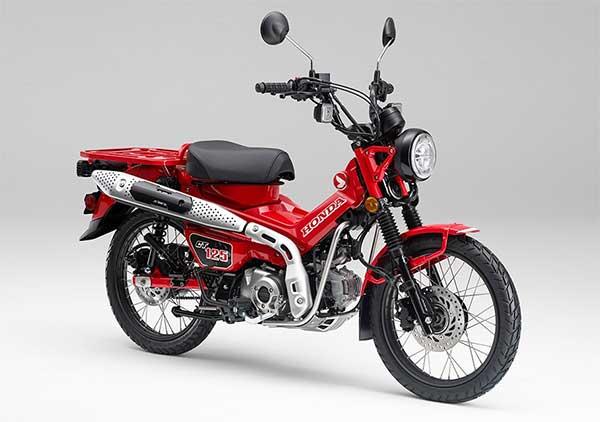 125cc MT 原付二種 おすすめ バイク一覧 CT125・ハンターカブ
